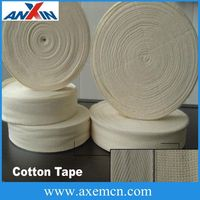 Custom Electrical Insulated Cotton Binding Tape
