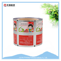 Pharmaceutical Laminated Aluminum Foil Roll for Three seal bags