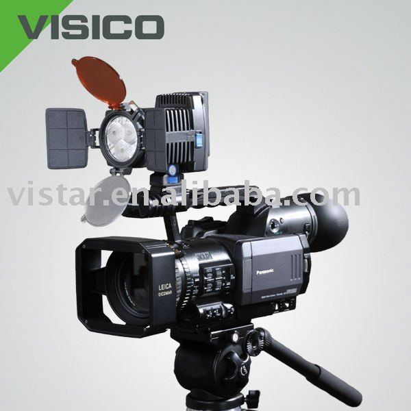 photographic LED light for video camera