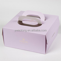 strong paper cake box for heavy cake