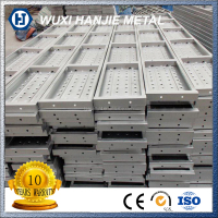 China Export Wholesale Scaffolding Steel Planks