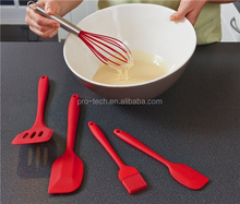 Eco-Friendly Silicone Kitchen Utensils Practical Silicone Cooking Utensil Set