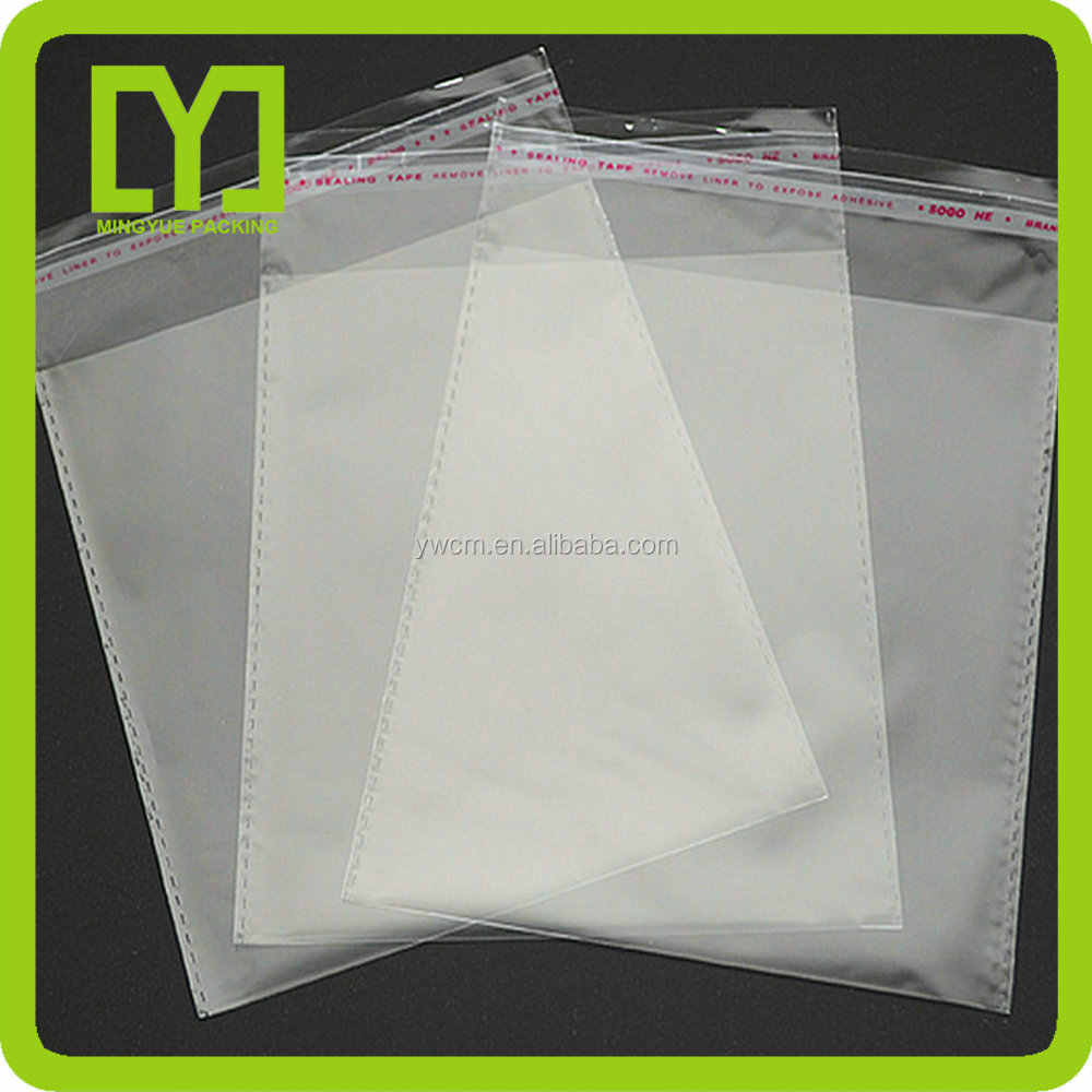 2015 promotion wholesale good quality opp plastik packing