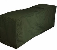 Outdoor Funiture Cover Green Color Oxford Rain Cover