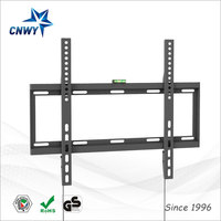 adjustable height 50inch skyworth tv wall mount bracket with lock Made in China
