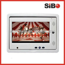 Android Wall Mount Tablet PC With POE,Serial Port RS232/RS485