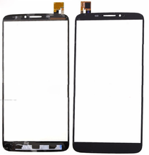 For Alcatel One Touch OT8020 8020 8020D Touch Screen Glass panel Digitizer Replacement