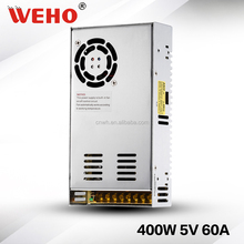AC TO DC 5v 60a 400w digital readout power supply