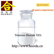 Enamel Titanium Dioxide TiO2 for high grade ceramics