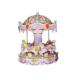 Popular design whirl European style park electronic carousel