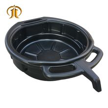 Polyethylene Oil Drainer Pan Drip Tray For Repair Cars