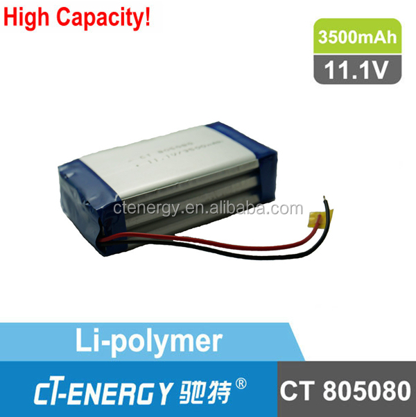 Lithium Polymer Battery Rechargeable 12 Volt Battery