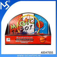 Boys sport game ring size basketball goal backboard