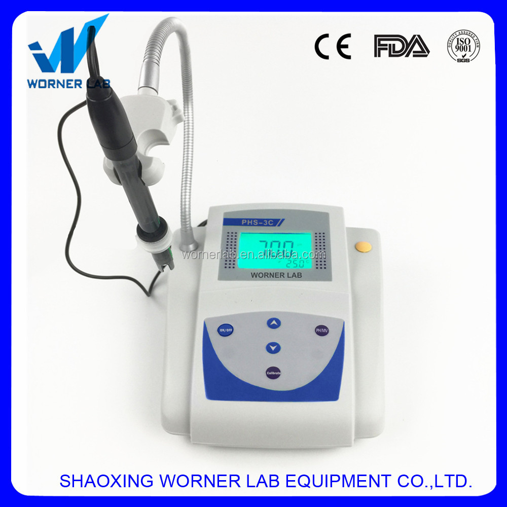 Laboratory Digital PH Meter Price