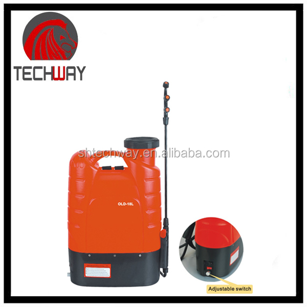 2016 New 18L tow behind sprayer ,weed killer sprayer,pesticide sprayer for agriculture