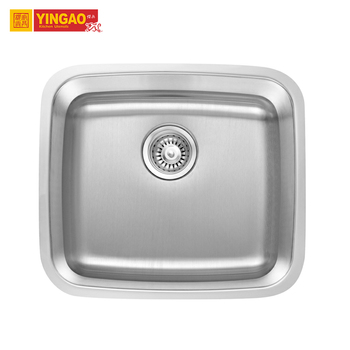 Factory Directly CUPC Certificate 304 Stainless Steel Kitchen Sink Steel Pakistan