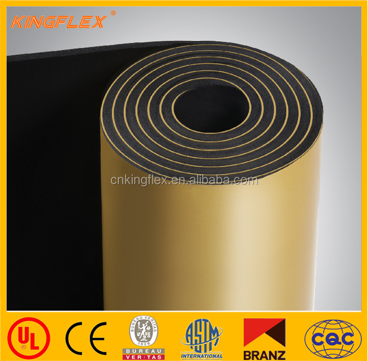 Kingflex close cell round adhesive backed foam rubber