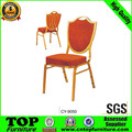 New products glod stacking banquet hall furniture used banquet chairs CY-9050
