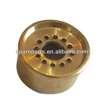 Copper burner gas stove distributor