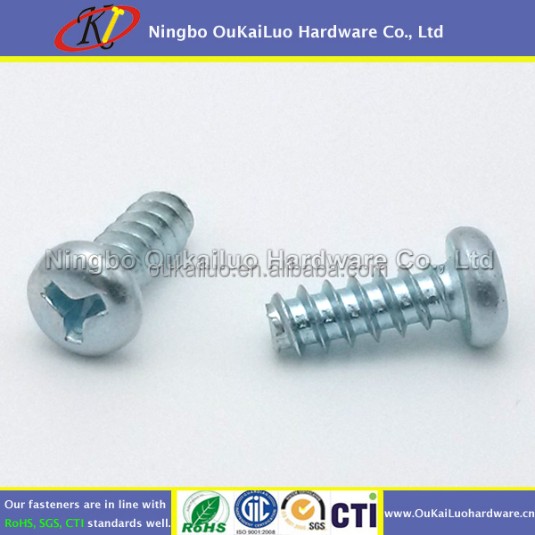 Tamper Proof Tri Wing Screws for Plastic Products