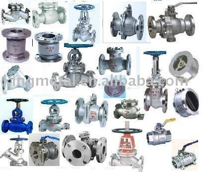China High Quality Valves for Pipelines
