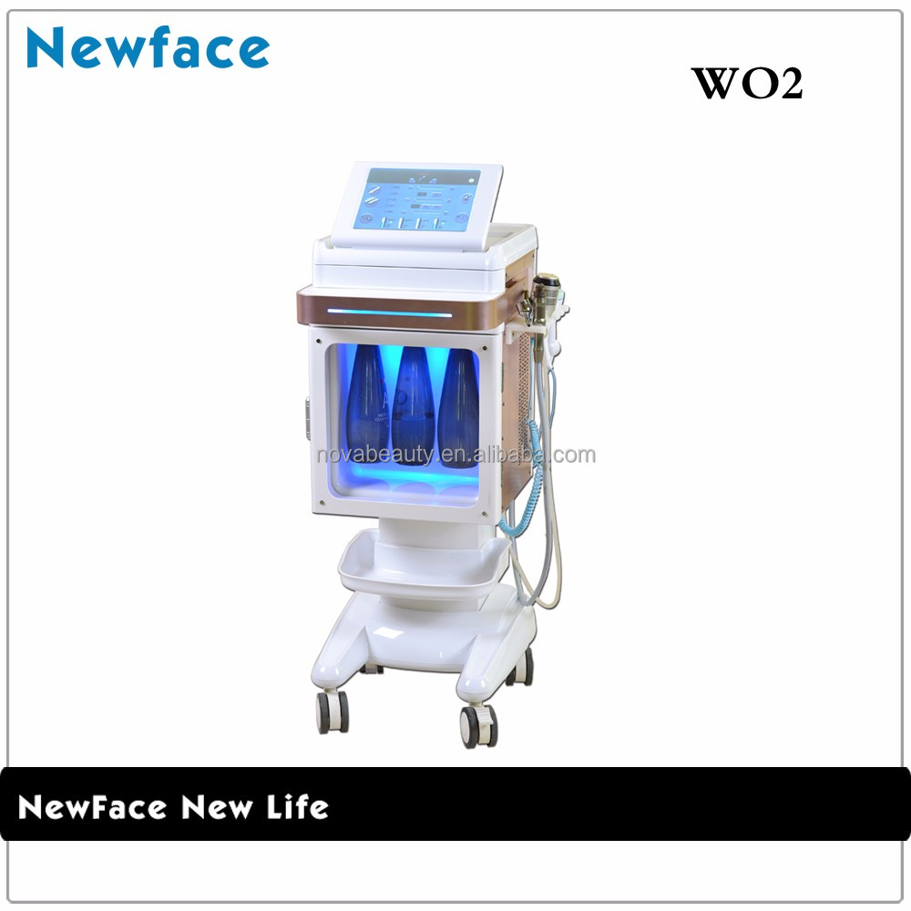Best selling products 5 in 1 almighty oxygen jet / hyperbaric chamber oxygen therapy