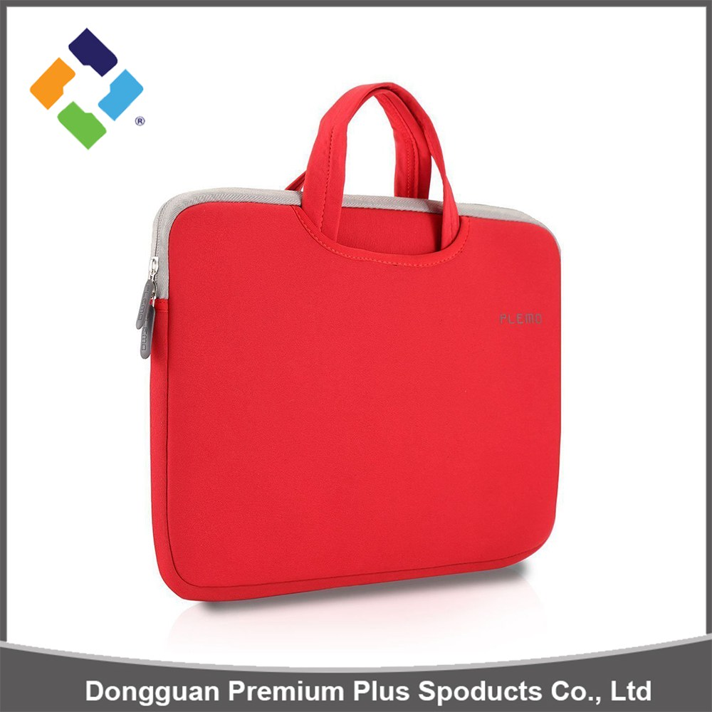factory promotion price neoprene laptop 15.6 inch bag sleeve cover