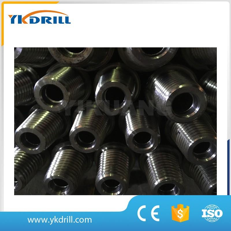 YK China supplier geological core drill rod/diamond core drill pipe from china