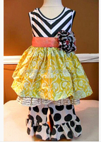 Wholesale Giggle Moon Remake Boutique Outfits For Persnickety Summer Clothing Sets In Adorable Girls Cotton Clothing