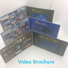 "SSA promotion Customized SSA promotion 2.4"" 2.8"" .3,5"",4.3"" 5"" 7"" 10.1"" lcd digital video greeting card /business video card"