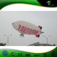 Advertising Inflatable Outdoor RC Airplane ,Helium Blimp ,Inflatable Airship For Sale