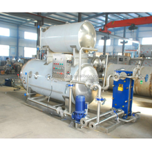 Autoclave for can food/autoclave food sterilizer/ autoclave food industrial
