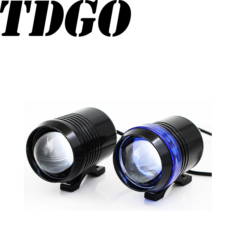 Motorcycle Angel Eye Red Demon Eye Motorcycle Light Laser Led Fog Light <strong>U2</strong> u3