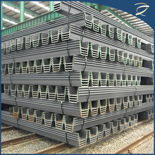 China Wholesale 5-16Mm Thick Sheet Pile Wall
