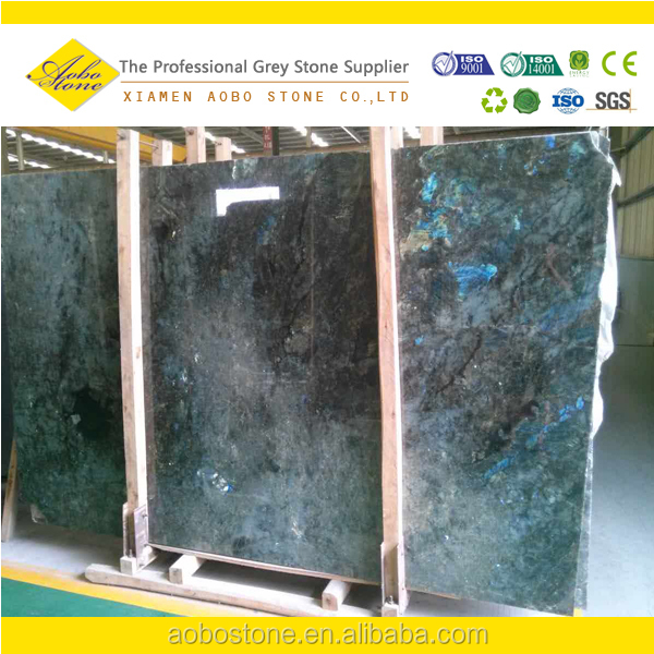 labradorite Blue Granite ,Lemurian blue granite tile