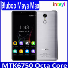 Cheap Bluboo Maya Max 4G Mobile Phone Android 6.0 32GB ROM 3GB RAM MTK6750 Octa Core 13MP Camera Dual SIM 6.0 inch Cell Phone