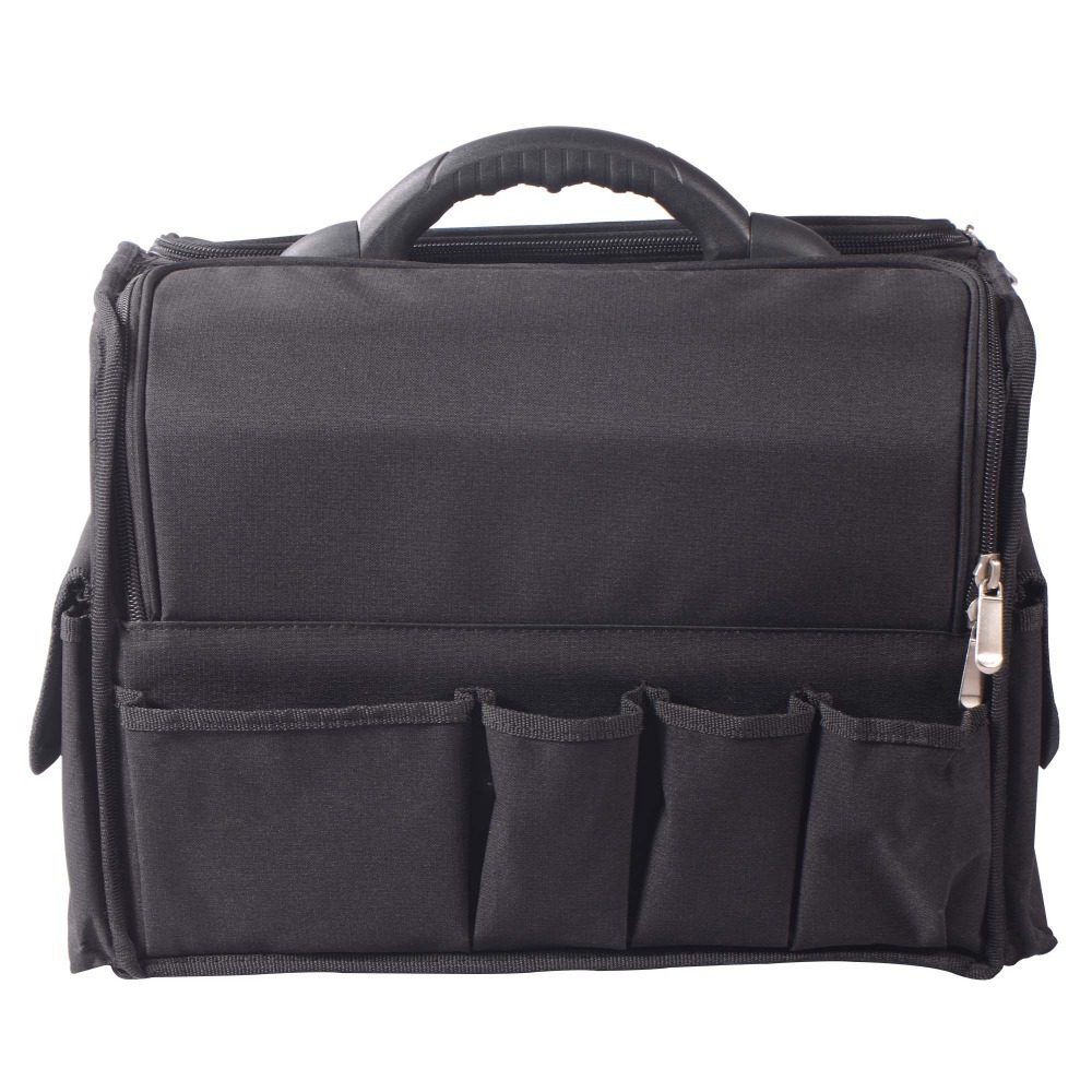 best selling pu cosmetic display case cosmetic case carry bag