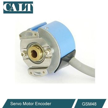 Hollow Shaft Servo Motor Gsm48 06 08 10mm Servo Electric