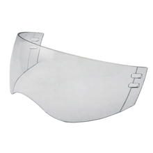 CE Approval Outside Anti-scratch And Inside Anti-Fog Helmet Face Shield Mask Ice Hockey Helmet Visor