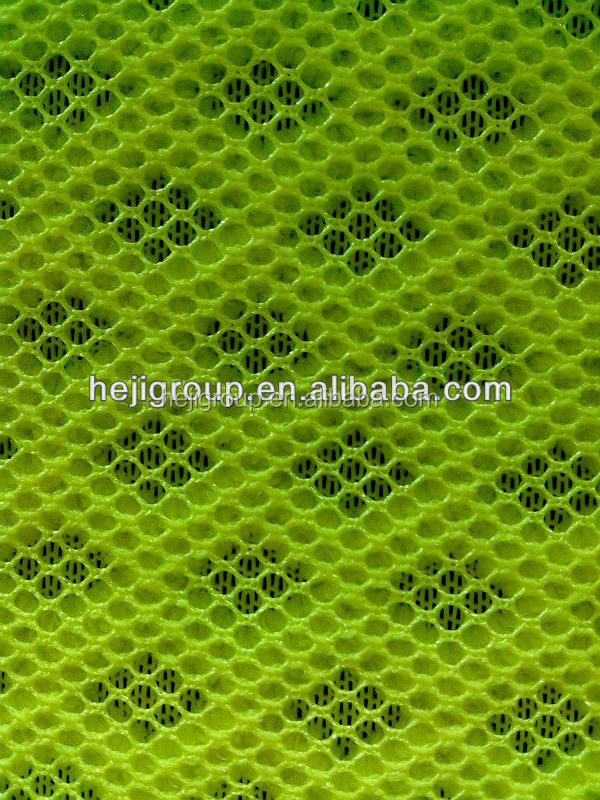 Good colour Air mesh fabric for motorcycle/bike gloves