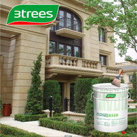 3TREES Exterior Wall Finishing Material