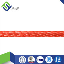 factory direct sale 12 strand uhmpwe fabric tow rope boat used