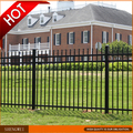 PVC Coated Residential Wrought Iron Fence