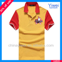 100% pima cotton polo shirt