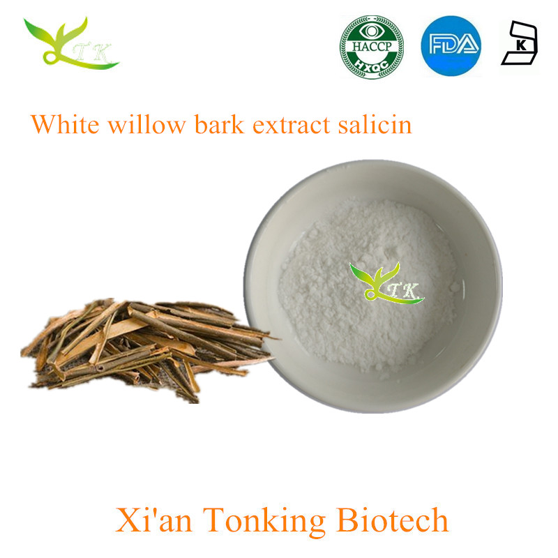 Tonking offers High Quility Natural White Willow Extract