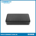 10/100/1000Mbps Desktop Ethernet Switch 8 Port