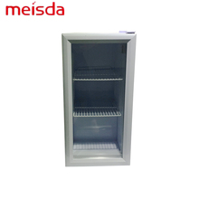 Mini Bar Commercial Beer Drink Cooler With Glass Door 40 Litres