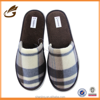 durable house EVA sole or TPR sole classic slippers