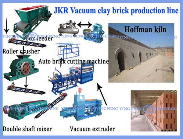 Super quality !! JKR40 Yingfeng brand brick machine ,adobe brick machine