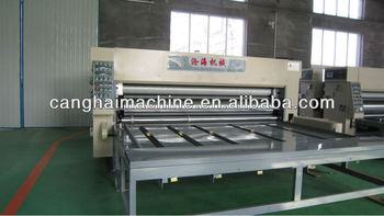 flexo printer machine